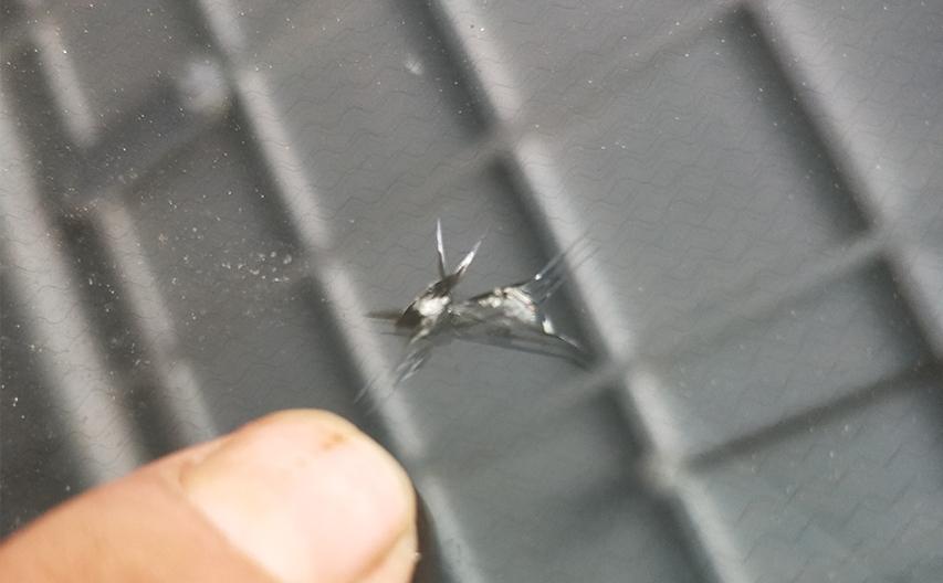 呼市汽车挡风玻璃修复