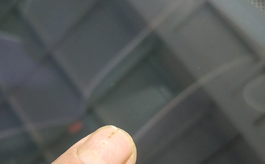 呼市汽车玻璃修复价格